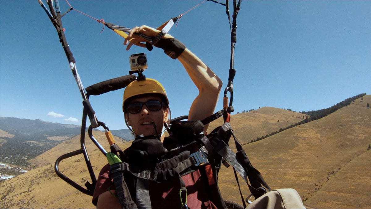 Joe Stone: Learning To Fly Again