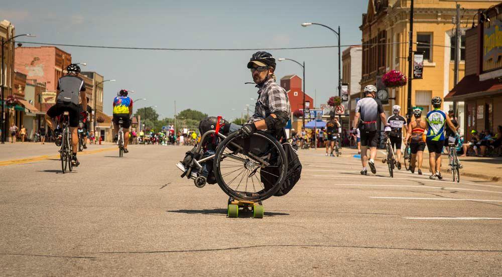 Erik Kondo: Wheelchair Boarding Pioneer