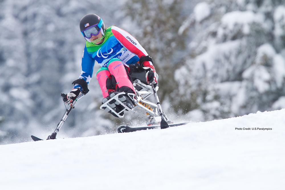 Alana Nichols: Adaptive Sporting Oracle